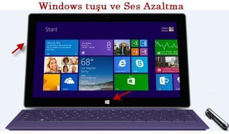 screenshot windows 8