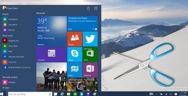 Windows 10da Ekran Görüntüsü Almanın En Kolay Yolları